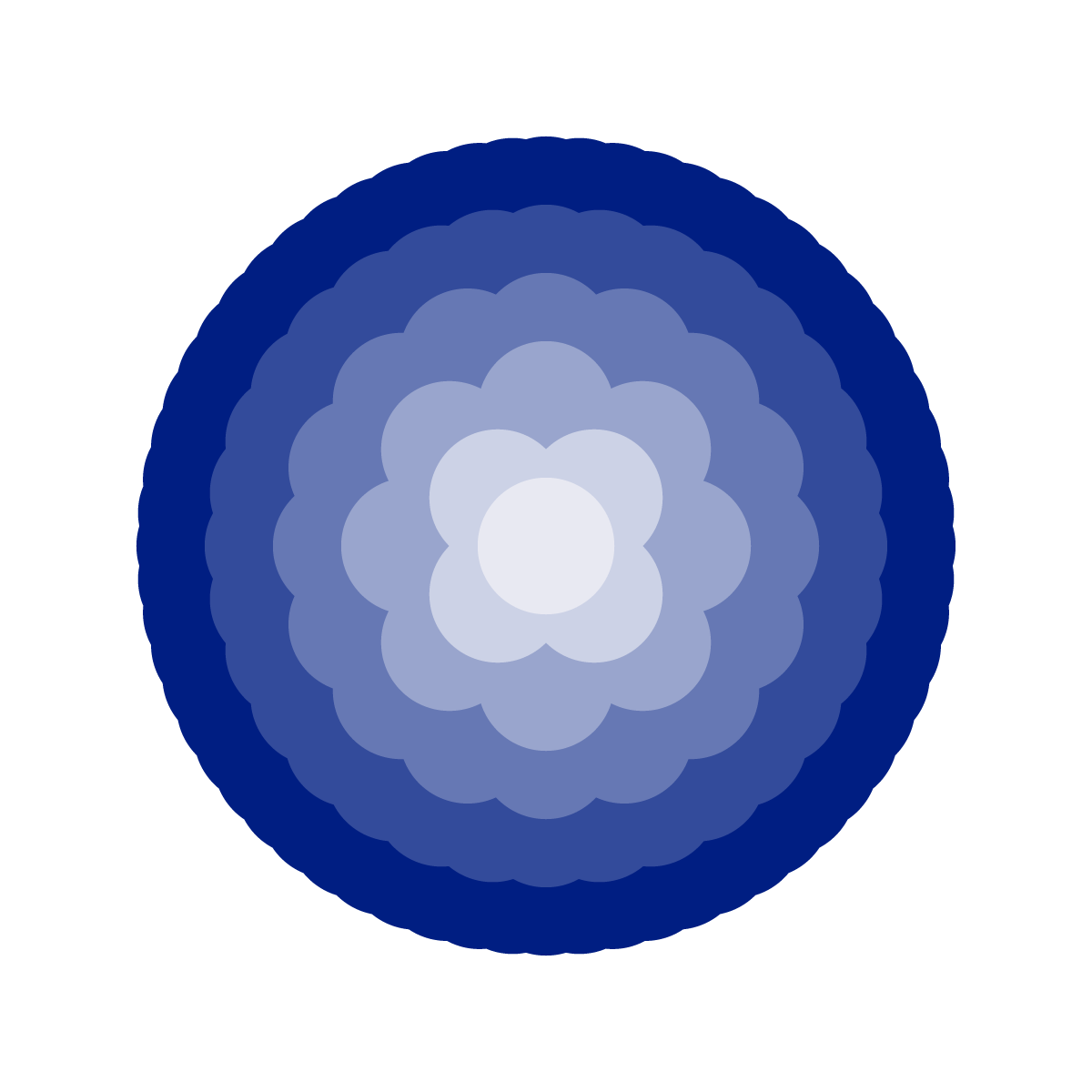 Minimalvision 3 – Philosophical Pril flower, Geometry, Minimal, Drawing